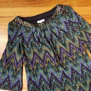 London Times Knit Dress 8